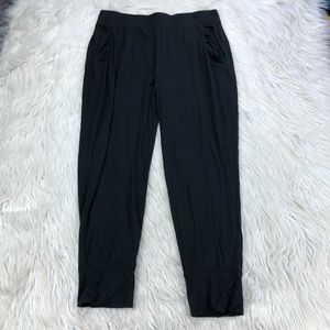 Gap Body Black Jogger Lounge Pants